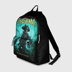 Рюкзак Alestorm: Death Pirate цвета 3D-принт — фото 1