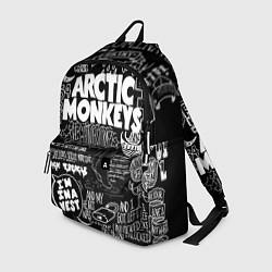 Рюкзак Arctic Monkeys: I'm in a Vest цвета 3D — фото 1