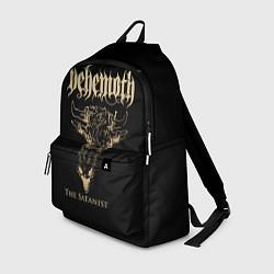 Рюкзак Behemoth: The Satanist цвета 3D-принт — фото 1