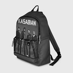 Рюкзак Kasabian: Boys Band цвета 3D-принт — фото 1