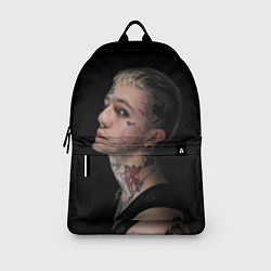 Рюкзак Lil Peep: Dark Angel цвета 3D — фото 2