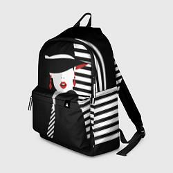 Рюкзак Fashion цвета 3D-принт — фото 1