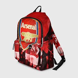 Рюкзак Arsenal цвета 3D — фото 1