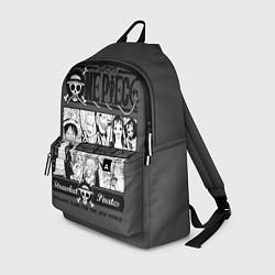 Рюкзак One Piece цвета 3D — фото 1