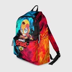 Рюкзак BRAWL STARS MAX цвета 3D — фото 1
