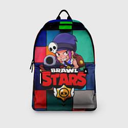 Рюкзак Brawl Stars - Penny цвета 3D-принт — фото 2