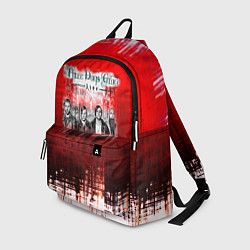 Рюкзак Three Days Grace цвета 3D — фото 1