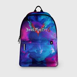 Рюкзак DEVIL MAY CRY DMC цвета 3D — фото 2