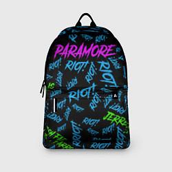 Рюкзак Paramore RIOT! цвета 3D — фото 2
