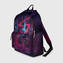 Рюкзак UNDERTALE цвета 3D-принт — фото 1