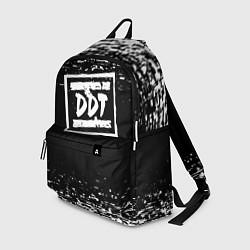 Рюкзак ДДТ цвета 3D-принт — фото 1