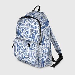 Рюкзак RIVERDALE цвета 3D-принт — фото 1
