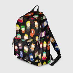 Рюкзак ЮЖНЫЙ ПАРК цвета 3D-принт — фото 1