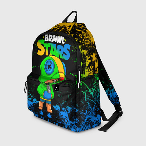 Рюкзак Leon Brawl Stars / 3D – фото 1