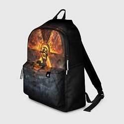 Рюкзак VULKAN цвета 3D-принт — фото 1