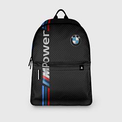 Рюкзак BMW POWER CARBON цвета 3D-принт — фото 2