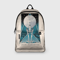 Рюкзак Star Trek цвета 3D-принт — фото 2