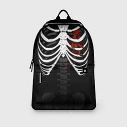 Рюкзак Дракон в груди цвета 3D — фото 2