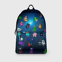 Городской рюкзак с принтом Among US, цвет: 3D, артикул: 10277958305601 — фото 2