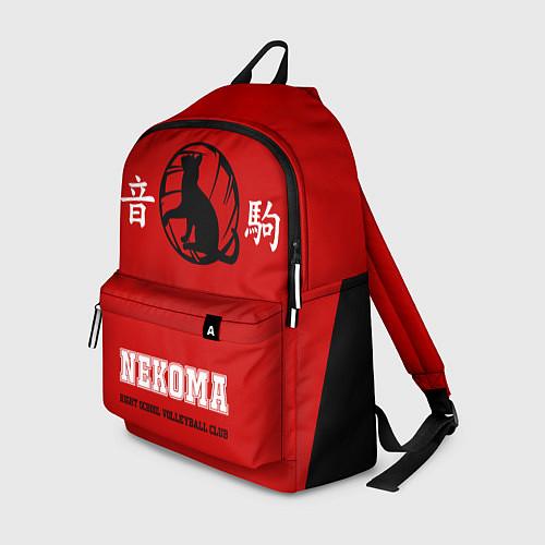 Рюкзак Nekoma / 3D-принт – фото 1