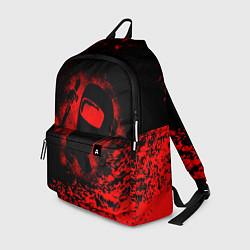 Рюкзак IMPOSTOR цвета 3D — фото 1
