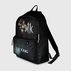 Рюкзак LIU KANG цвета 3D-принт — фото 1