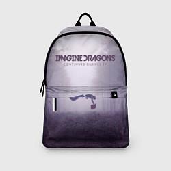 Рюкзак Imagine Dragons: Silence цвета 3D — фото 2