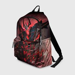 Рюкзак Shadow Fiend цвета 3D-принт — фото 1