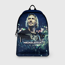Рюкзак Nickelback: Chad Kroeger цвета 3D — фото 2