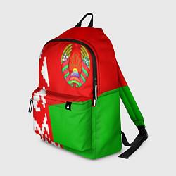 Рюкзак Патриот Беларуси цвета 3D-принт — фото 1