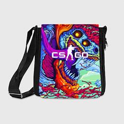 Сумка на плечо CS:GO цвета 3D-принт — фото 1
