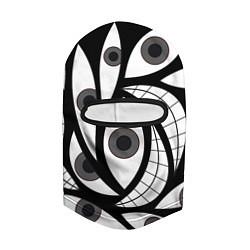 Балаклава Alchemist Eyes цвета 3D-черный — фото 2