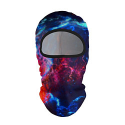Балаклава Космос цвета 3D-черный — фото 1