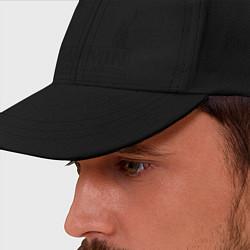 Бейсболка Armin van buuren цвета черный — фото 2