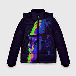Куртка зимняя для мальчика McGregor Neon цвета 3D-черный — фото 1