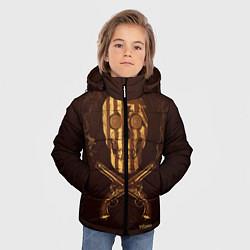 Куртка зимняя для мальчика Taboo Duel - фото 2