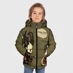 Куртка зимняя для мальчика Wilson outcast - фото 2