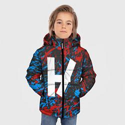 Куртка зимняя для мальчика 21 Pilots: Regional at Best цвета 3D-черный — фото 2