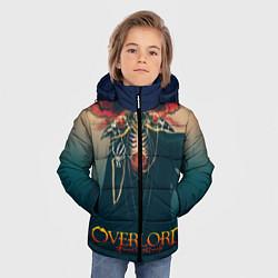 Куртка зимняя для мальчика Momonga Overlord цвета 3D-черный — фото 2