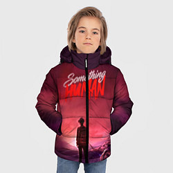 Куртка зимняя для мальчика Muse: Something Human - фото 2