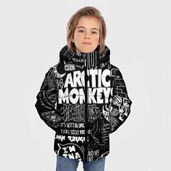 Куртка зимняя для мальчика Arctic Monkeys: I'm in a Vest - фото 2