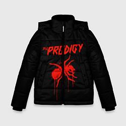 Куртка зимняя для мальчика The Prodigy: Blooded Ant цвета 3D-черный — фото 1
