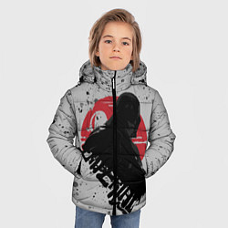 Куртка зимняя для мальчика Imperial Darth Vader цвета 3D-черный — фото 2