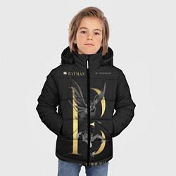 Куртка зимняя для мальчика Batman and The Joker цвета 3D-черный — фото 2