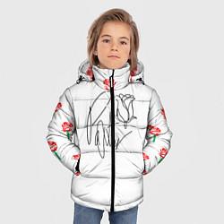 Куртка зимняя для мальчика ТИКТОКЕР - PAYTON MOORMEIE цвета 3D-черный — фото 2