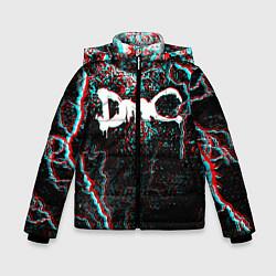 Куртка зимняя для мальчика DEVIL MAY CRY DMC цвета 3D-черный — фото 1