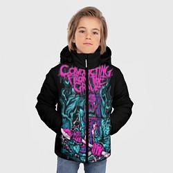 Куртка зимняя для мальчика Conducting from the Grave цвета 3D-черный — фото 2