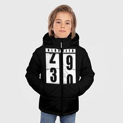Куртка зимняя для мальчика OLDOMETR 30 лет - фото 2