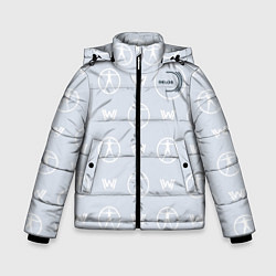 Куртка зимняя для мальчика Delos цвета 3D-черный — фото 1
