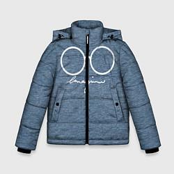 Куртка зимняя для мальчика Imagine John Lennon цвета 3D-черный — фото 1